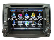 For HYUNDAI Grand Starex Car DVD with GPS Navigation,Touch-Screen,Bluetooth,iphone menu,ipod,TV,AM/FM,Multi-languages