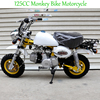 Manual Clutch Dirt Bike Motorcycle 125CC Monkey Bike with ISO