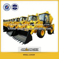 3 point backhoe attachment WZ30-25 Backhoe Loader with 1 cub meter
