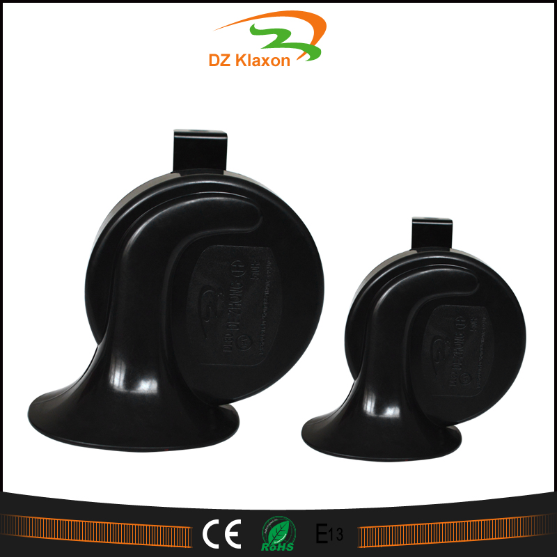12v24v car air compressorsound system subwoofer speakers mini loudspeaker box lacquer wagner horn