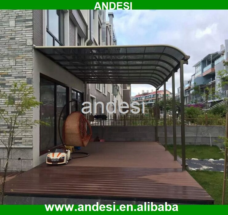Polycarbonate Porch Canopy, Polycarbonate Porch Canopy Suppliers And  Manufacturers At Alibaba.com