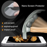 Wholesale Waterproof And Explosionproof Nano For Ipod Touch 5 Tempered Glass Screen Protector