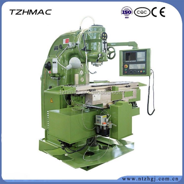 Universal Zay7032g 3 Axis Cnc Milling Machine For Sale