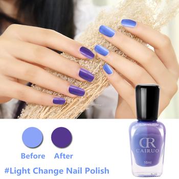 Vegan Long Lasting Custom Enamel Light Chang Colors Nail Polish ...