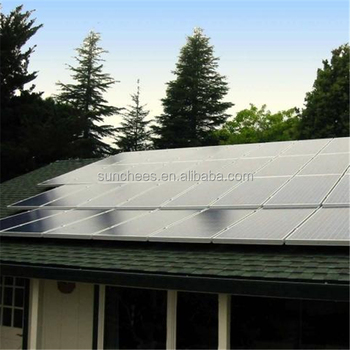 solar panel power off grid system 2KW 3KW 5KW / solar pv hybrid power plant 10KW 15kw /solar systems for houses 10kw 15kw