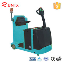 3 ton electric tractor baggage towing tractor for airport