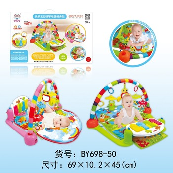 Fitness Frame For Baby Piano Play Mat Musical Carpet,Baby Fitness ...