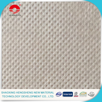 China Good Supplier 50% silk 50% rayon parallel spunlace nonwoven fabric