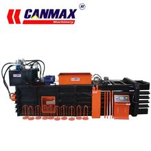 High efficiency Clothes Rag Plastic Cardboard Edge Hydraulic Compression Baler/ Compressor Machinery