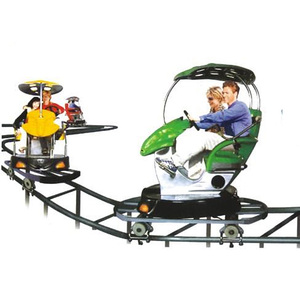 hot sale outdoor amusement park rides air bike bicycle rides space walk with music lighting for sale