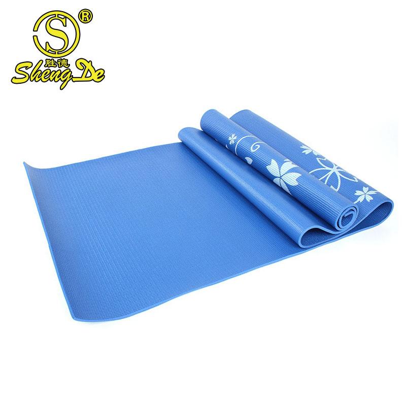 Hot China Produkte Großhandel extra hart PVC oder EVA Yoga-Matte 1/2 Zoll