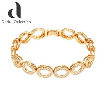 Stylish 18k Gold Friendship Love Bracelets