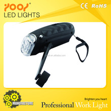 China factory selling light led flashlight torch,9 led torch