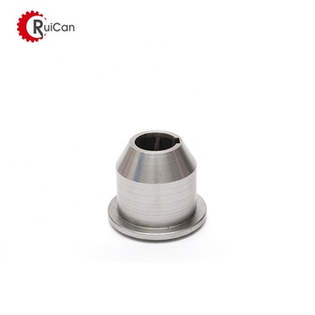 OEM customized stainless steel aluminium rings wax pump impeller bolts and nuts with lost wax casting