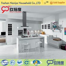 de gabinetes de cocina de alta calidad blanco de alto brillo gabinete de cocina con