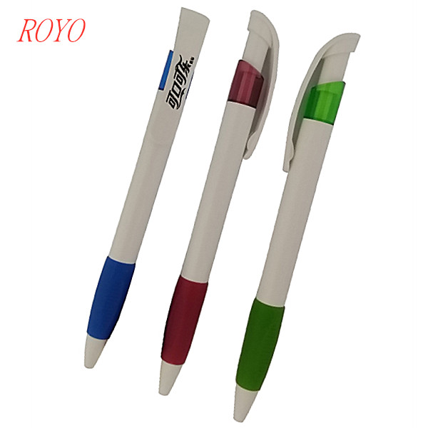 Beer plastic pen from china factory F8076