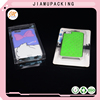 phone case PVC clear plastic blister packaging box for iphone 6