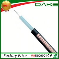 Safety design high speed coaxial rj6 cable rg coaxial cable