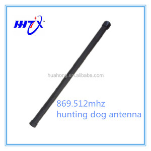 Best 1.1 VSWR 869.512mhz 3dbi Hunting dog antenna,custom antenna