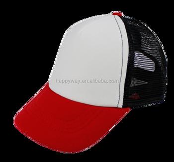 Publicidad de cola de caballo sombrero de camionero de la malla sombrero  barato logotipo impreso personalizado 93eda175098