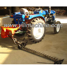 tractor mower used