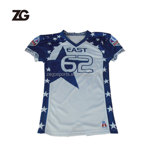 Youth American Football Jersey Line Men Youth American football Uniform Customized