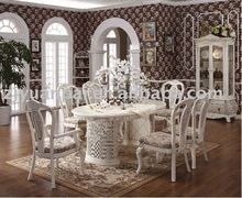 Pop Sales indoor&outdoor rattan dining set
