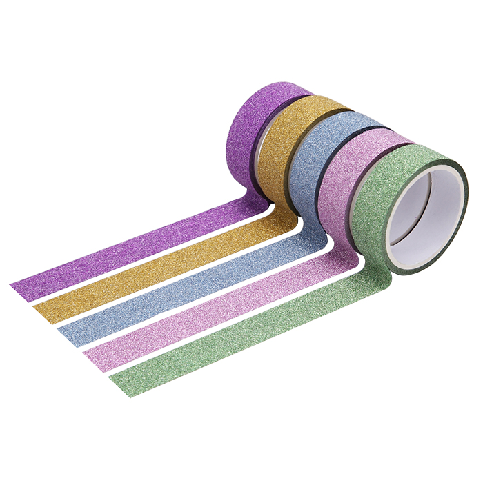 INTERWELL CBT28 Washi Material Tape Kawaii, Stationary Masking Tape Roll