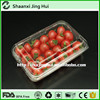 China PET plastic clear clamshell Vegetable and Fruit packaging box