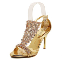 zm80343a new wedding shoes sexy high heel sandals hot sale low price pointed toe high heel sandal for women