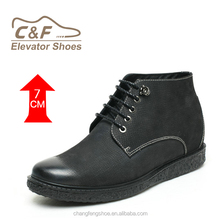 Elevator Boots Shoes Inner Height Increasing High Heel Shoes For Men