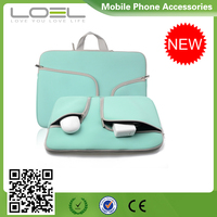 "13.3"" Neoprene Laptop Soft Bag Sleeve Case For Macbook"