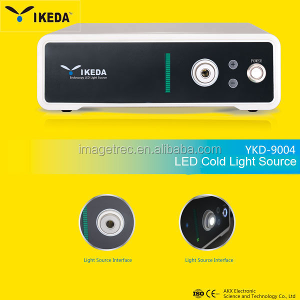 LED light source for ent endoscope