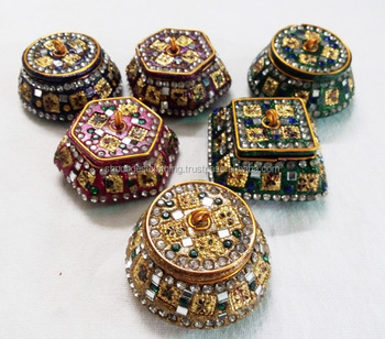 Christmas Diwali Wedding Returngifts Decor Gifts Lac Boxes Lot Buy India Lac Boxes Suppliers Manufacturers Lac Christmas Gift Box Small Jewelry