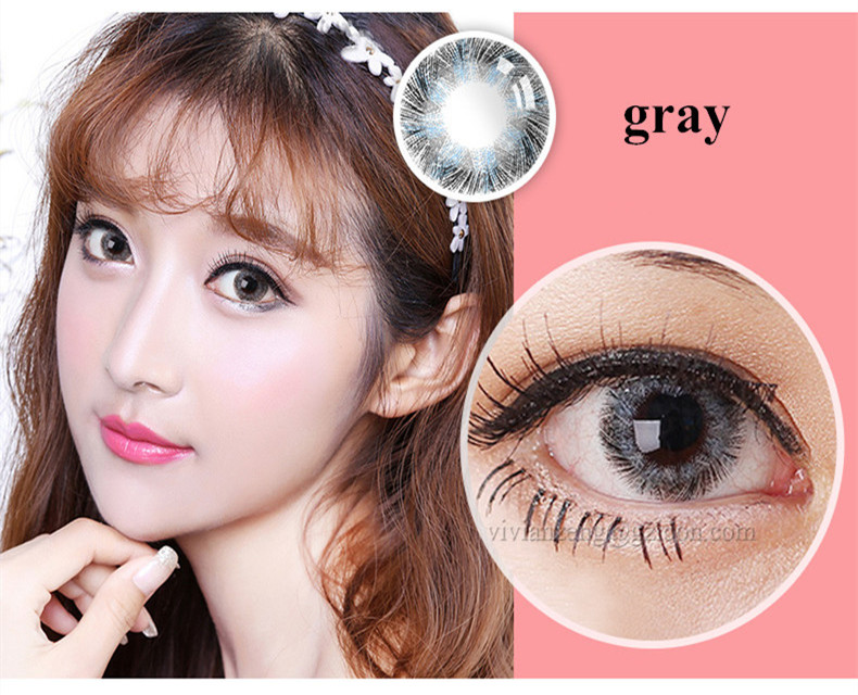 wholesale colored contacts new style color contact lens