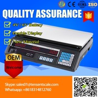 CE approved electronic discount digital counting scale type