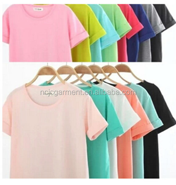 2014 new t shirt women tees sexcy women garments wholesale china clothing company
