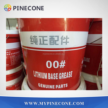 Concrete pump Tuck Lithium base grease 00#