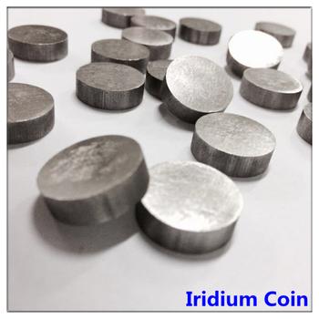 99.95% Iridium Coin,Iridium Bar For Sale/iridium ...