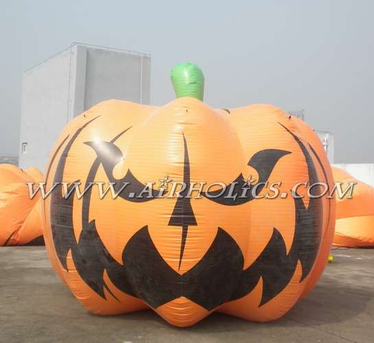 Inflatable Pumpkin Halloween Sale to USA