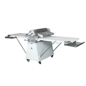 table top reversible dough sheeter for home use