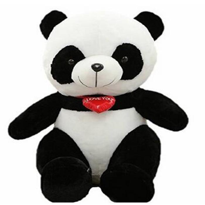 Life Size Chinese National Treasure Panda Doll With Plush Stuffed