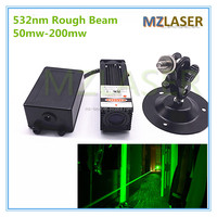 532nm with Big Beam 50mw 100mw 150mw 200mw Green laser module for Room Escape/ Maze props/ Bar dance Lamp