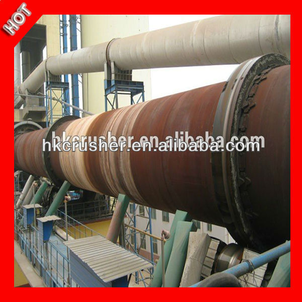 Quality Certificated Widely Used Rotary Kiln For Calcined Dolomite