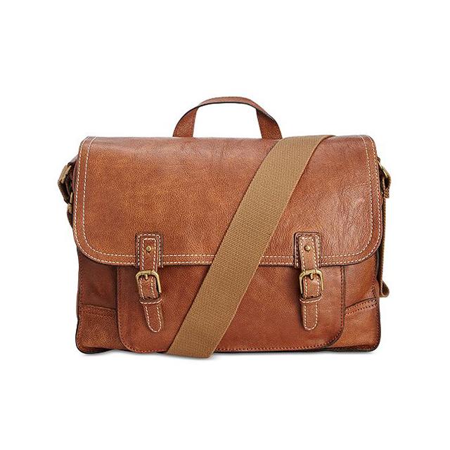 835533fb78f5 Brinch unisex genuine leather sleeve messenger shoulder bag for 14 -  15.6-inch laptop