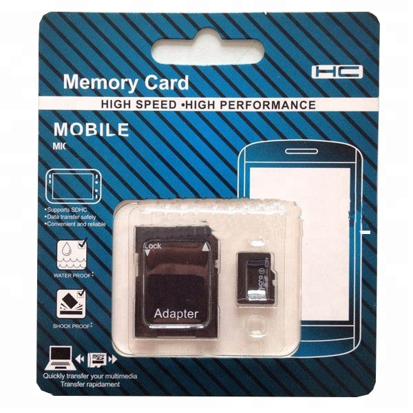 Wholesales Micro TF SD Card Memory Card 8GB 16GB 32GB 64GB 128GB 256GB, Brand LOGO OEM Available