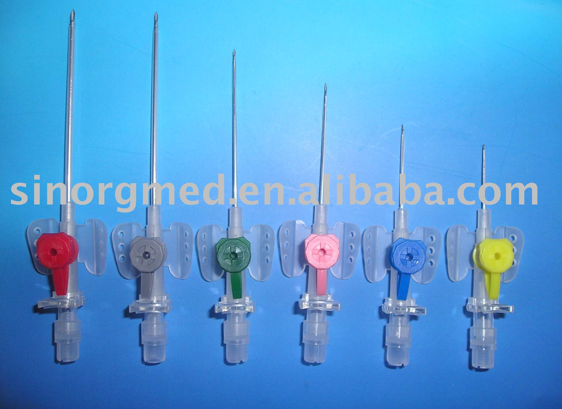 I.v.cannula With Injection Port - Buy I.v.catheter With Injection ...