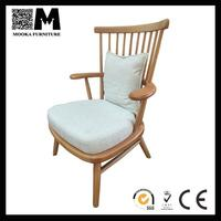 2016practical rocking chair white cushion hug chair