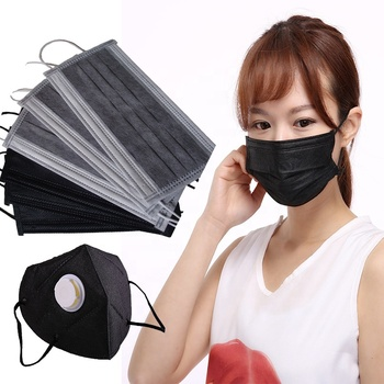 disposable dust mask charcoal