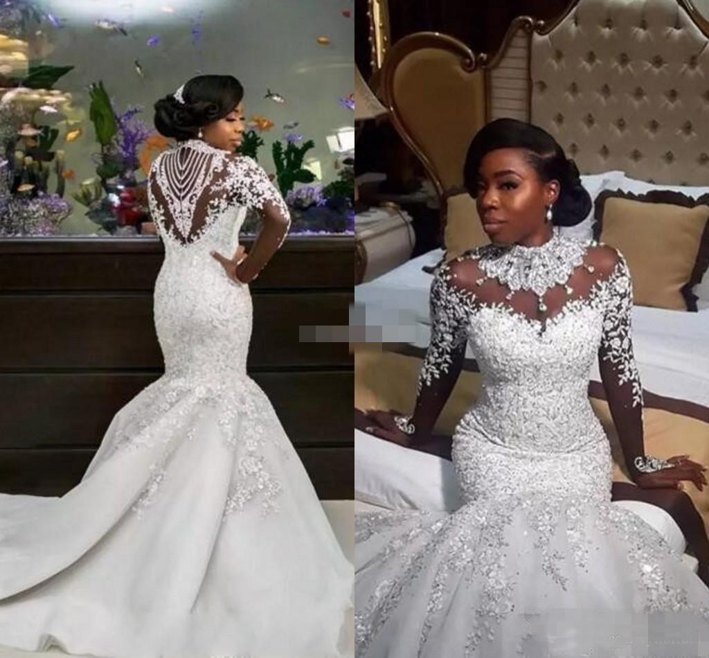 Oem Beach Wedding Dresses Lace And Tulle Cap Sleeves Mermaid